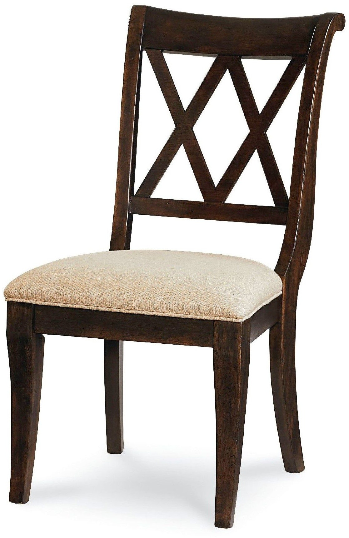 Legacy Classic Furniture Dining Room X Back Side Chair