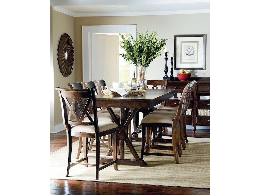 Legacy Classic Furniture Bar And Game Room Pub Table 3700 920k Kemper Home Furnishings
