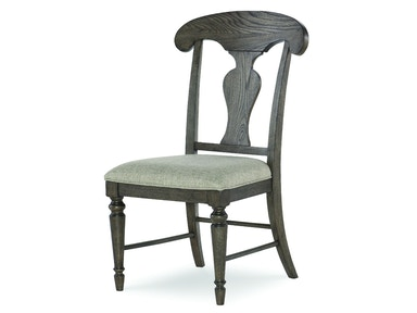 Legacy Classic Furniture Splat Back Side Chair 6400-240 KD