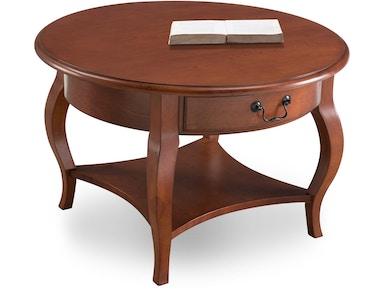 10034 Br Round Coffee Table