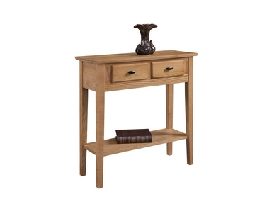 Leick Furniture Hall Console/Sofa Table 10075-DS