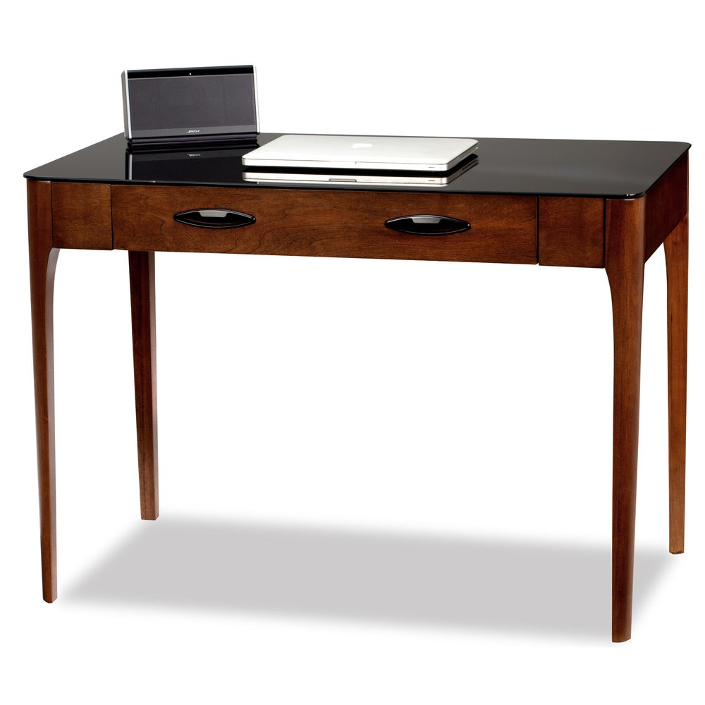 leick furniture obsidian desk