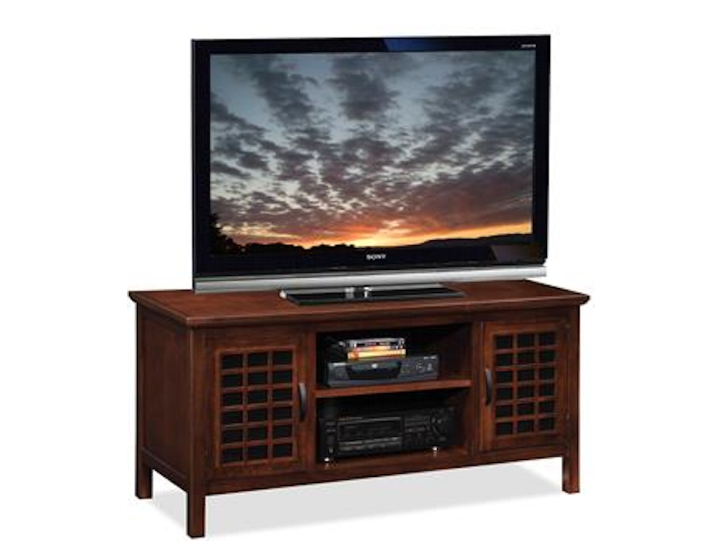 Leick Furniture Home Entertainment Tv Console 81170