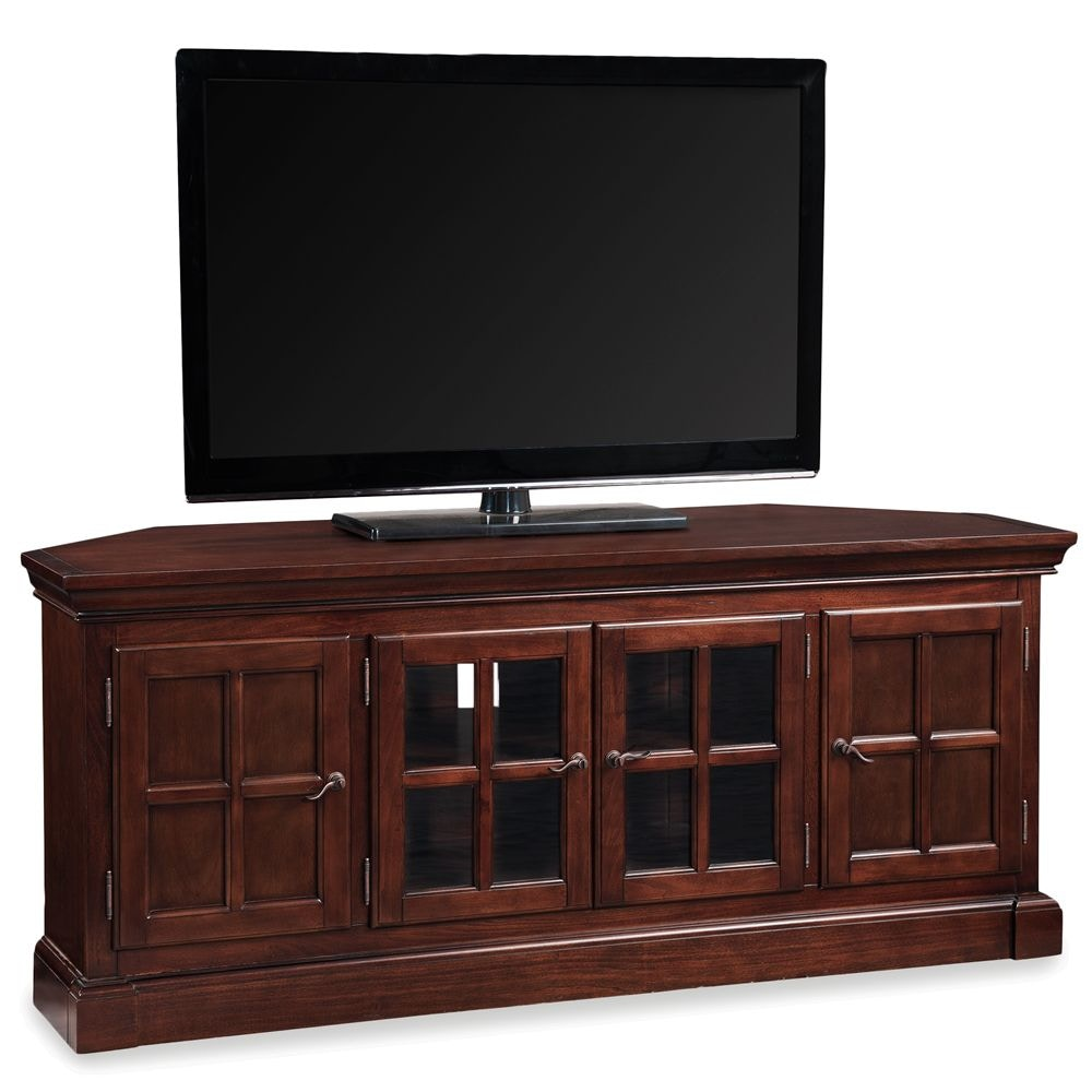 Leick Furniture Home Entertainment Bella Maison Corner TV Console