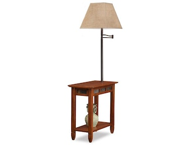Leick Furniture Lamp Table 10025