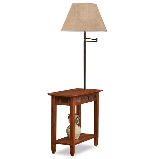 leick furniture lamp table