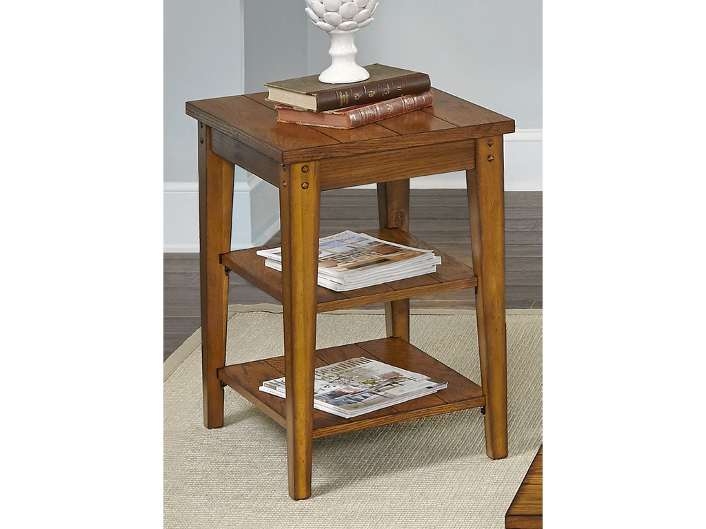 Liberty Furniture Living Room Tiered Table 110 Ot1022