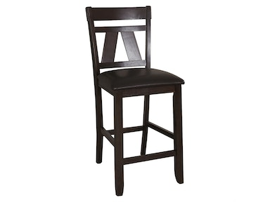 Liberty Furniture Splat Back Counter Chair (RTA) 116-B250124