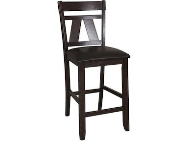 Liberty Furniture Splat Back Counter Chair RTA 116 B250124