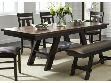 Liberty Furniture Dining Room Gathering Table Base 116