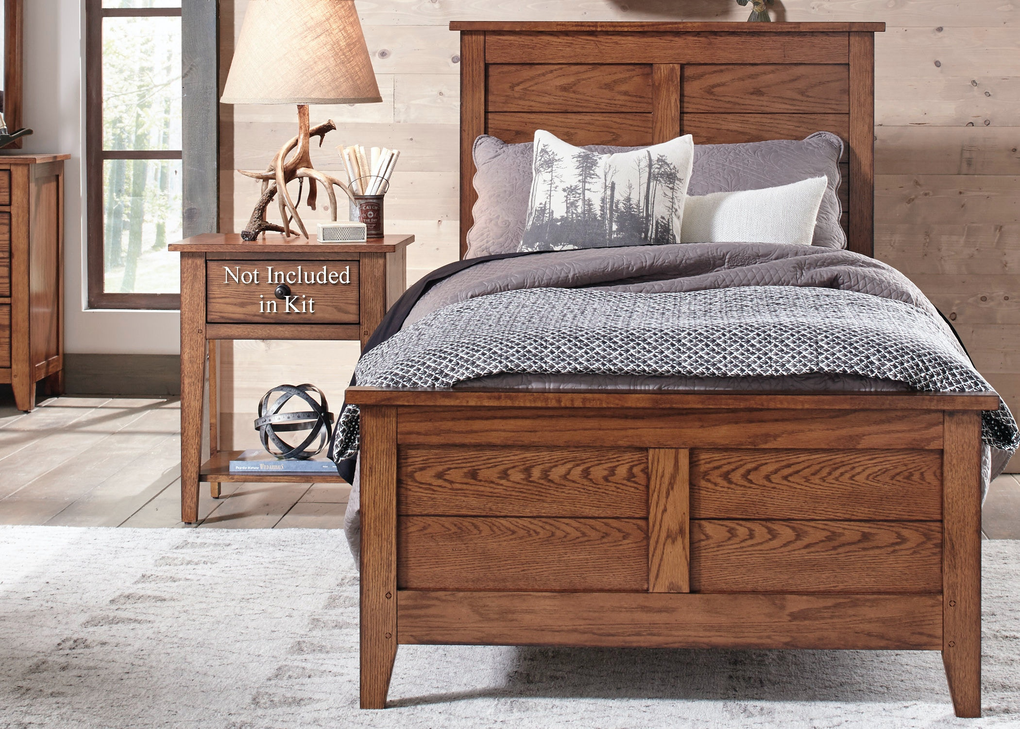 Liberty Furniture Youth Twin Panel Headboard And Footboard 175 BR13HF   Smith  Village Home Furniture   Jacobus And York, PA