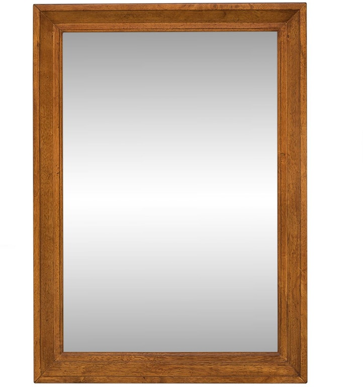 liberty furniture home furnishings mirror 175 br50 americana