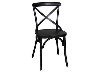 Liberty Furniture X Back Side Chair - Black 179-C3005-B