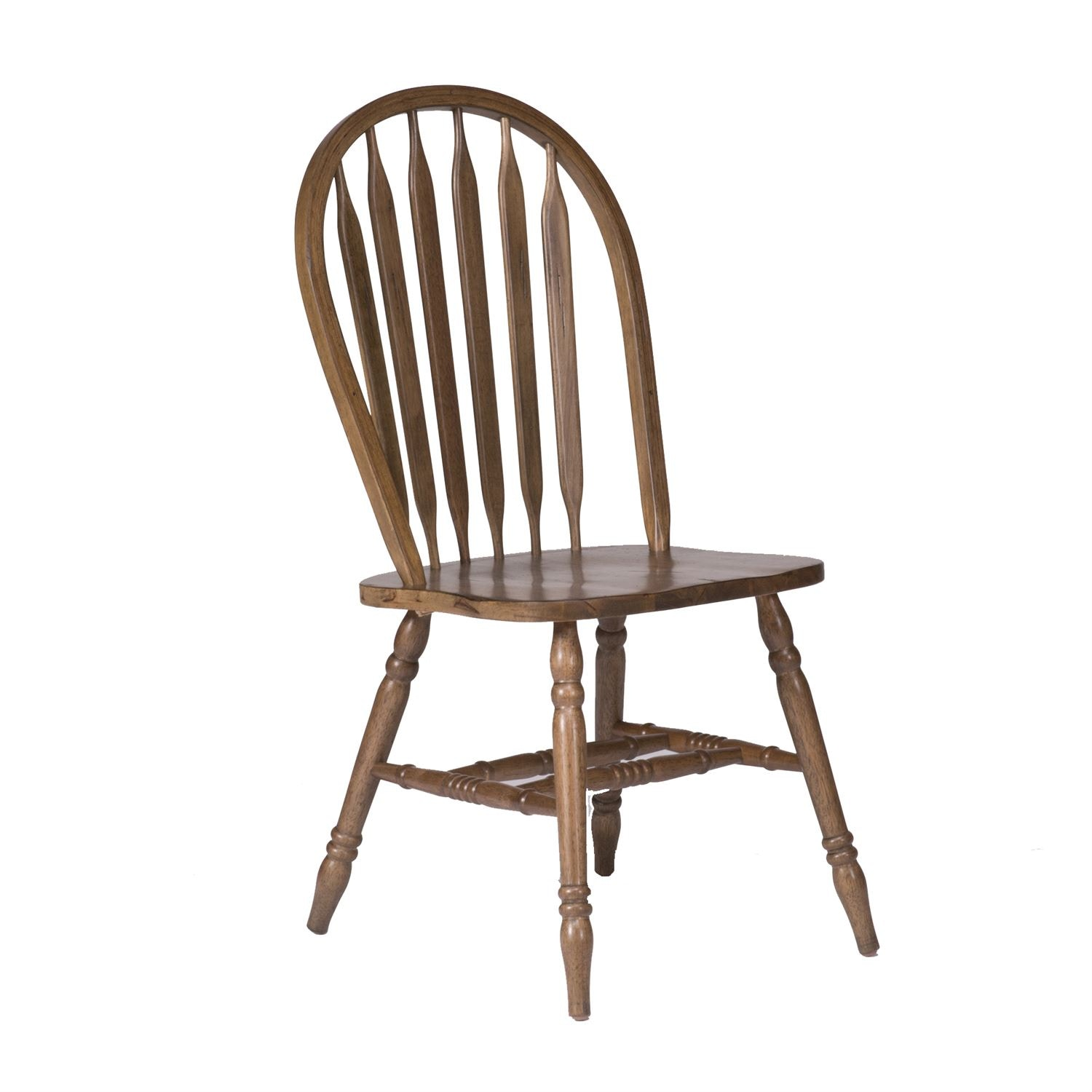 Great Liberty Furniture Windsor Side Chair 186 C1000S
