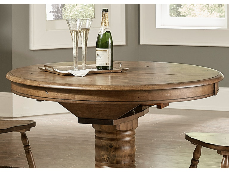 Liberty Furniture Oval Pedestal Table Top 186 T4257