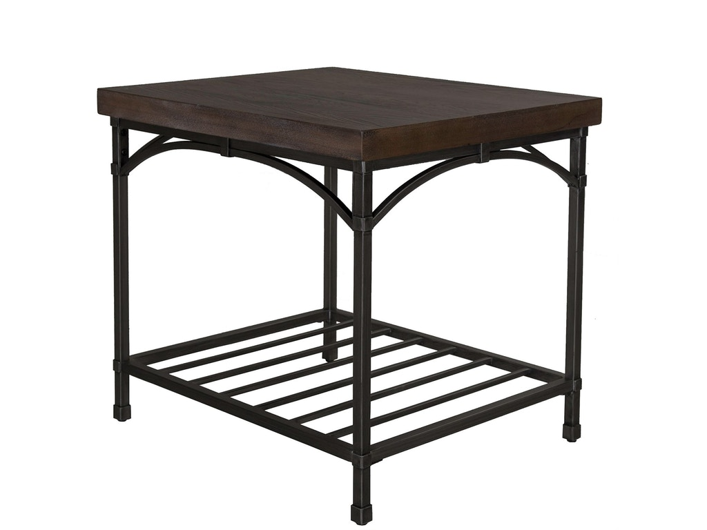 Liberty Furniture Living Room End Table 202 Ot1020 Ramsey Furniture Company Covington And