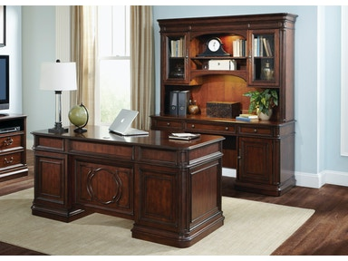 Liberty Furniture 5 Piece Jr Executive Set 273-HOJ-5JES