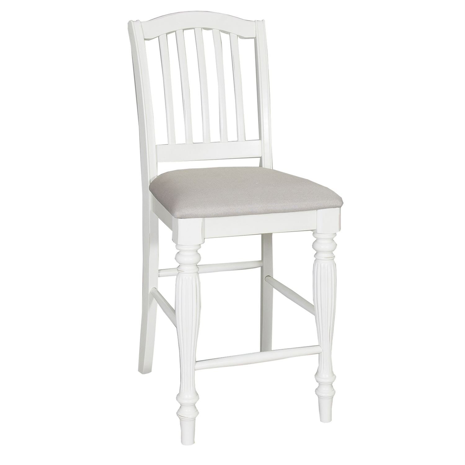 Liberty Furniture Dining Room Slat Back Counter Chair (RTA) 334 B150124   B.F.  Myers Furniture   Goodlettsville And Nashville Area, TN