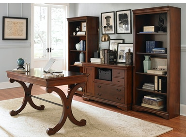 Liberty Furniture 4 Piece Desk Set 378-HO-4DS