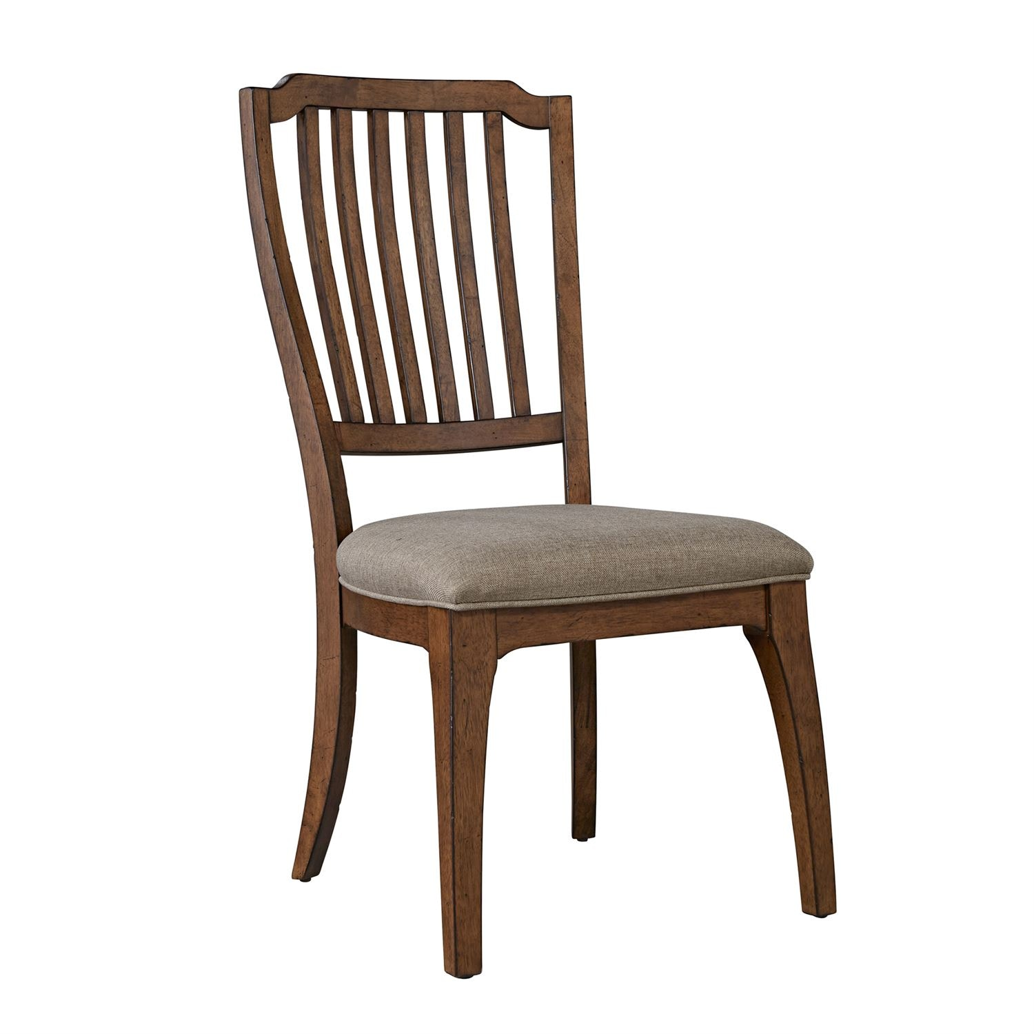Liberty Furniture Spindle Back Side Chair (RTA) 411 C4001S
