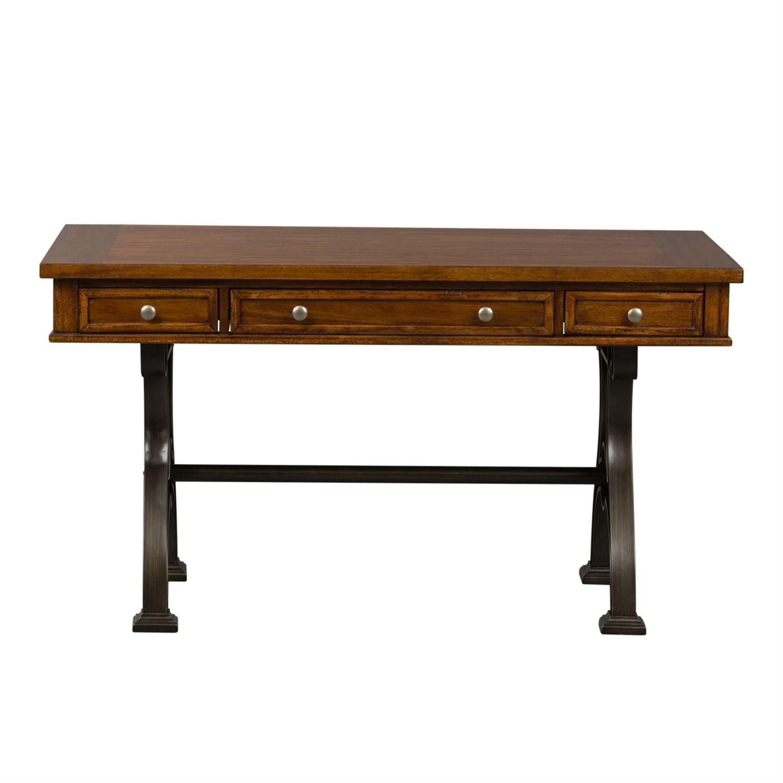 Liberty Furniture Home Office Writing Desk 411 HO107   FurnitureLand    Delmar, Delaware
