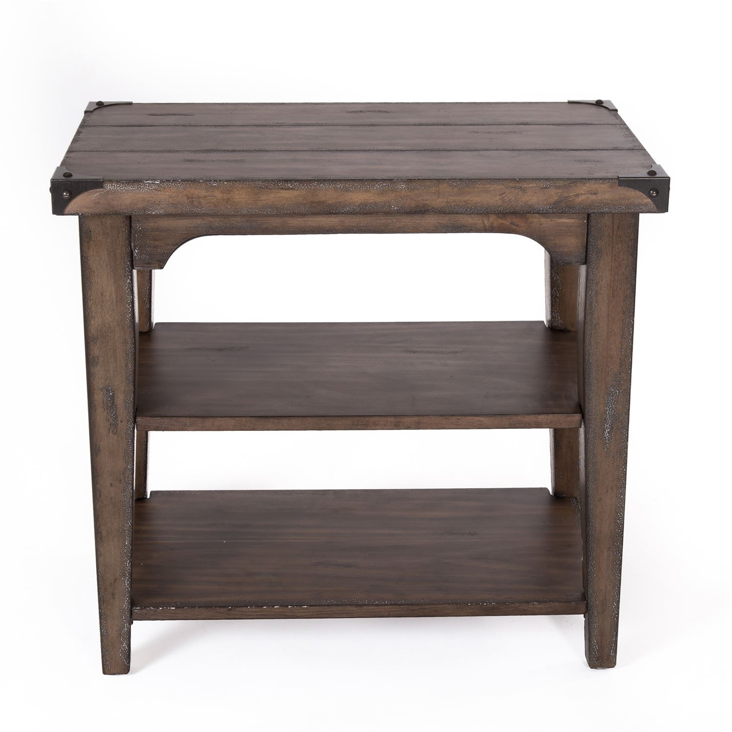 Homestead Collection Su Living Room Chair Side Table 416