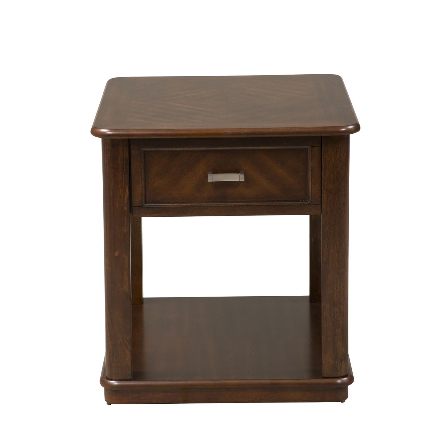 Liberty Furniture Living Room End Table 424 OT1020   Turner Furniture  Company   Avon Park And Sebring, FL