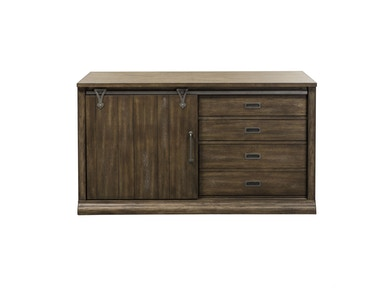 Liberty Furniture Computer Credenza 466-HO120