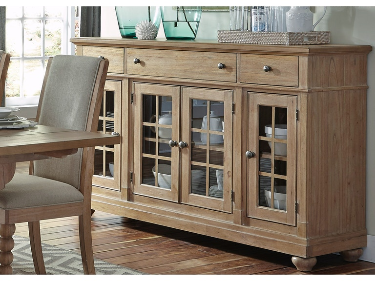 Liberty Furniture Dining Room Buffet 531 CB6642