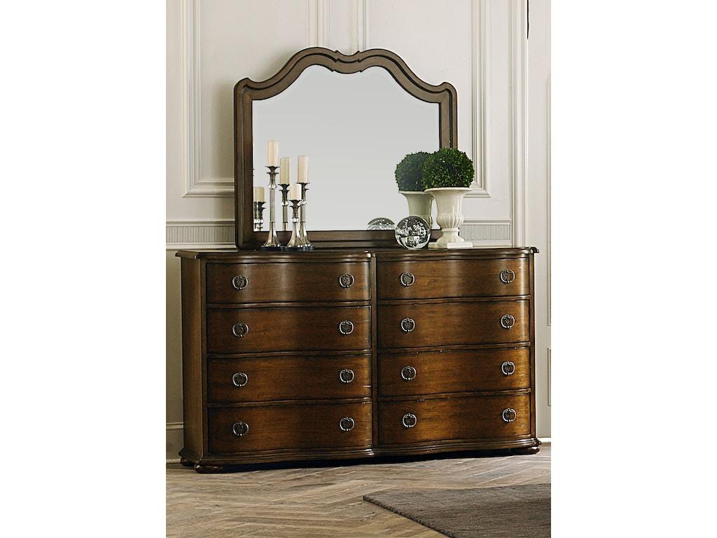 Liberty furniture bedroom 8 drawer dresser 545 br31 for Bedroom furniture 30324