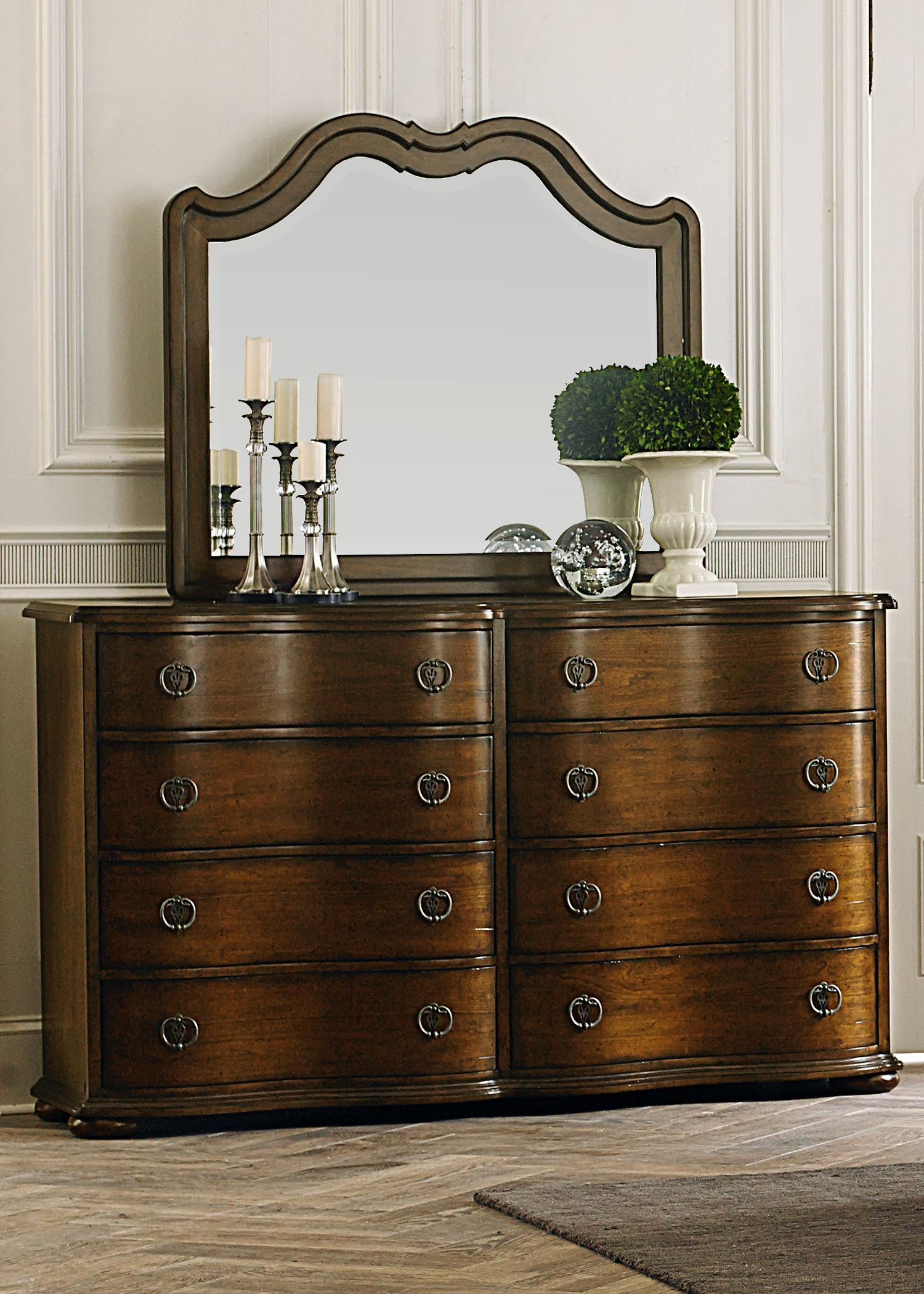 Liberty Furniture Bedroom 8 Drawer Dresser 545 BR31 At D Noblin Furniture