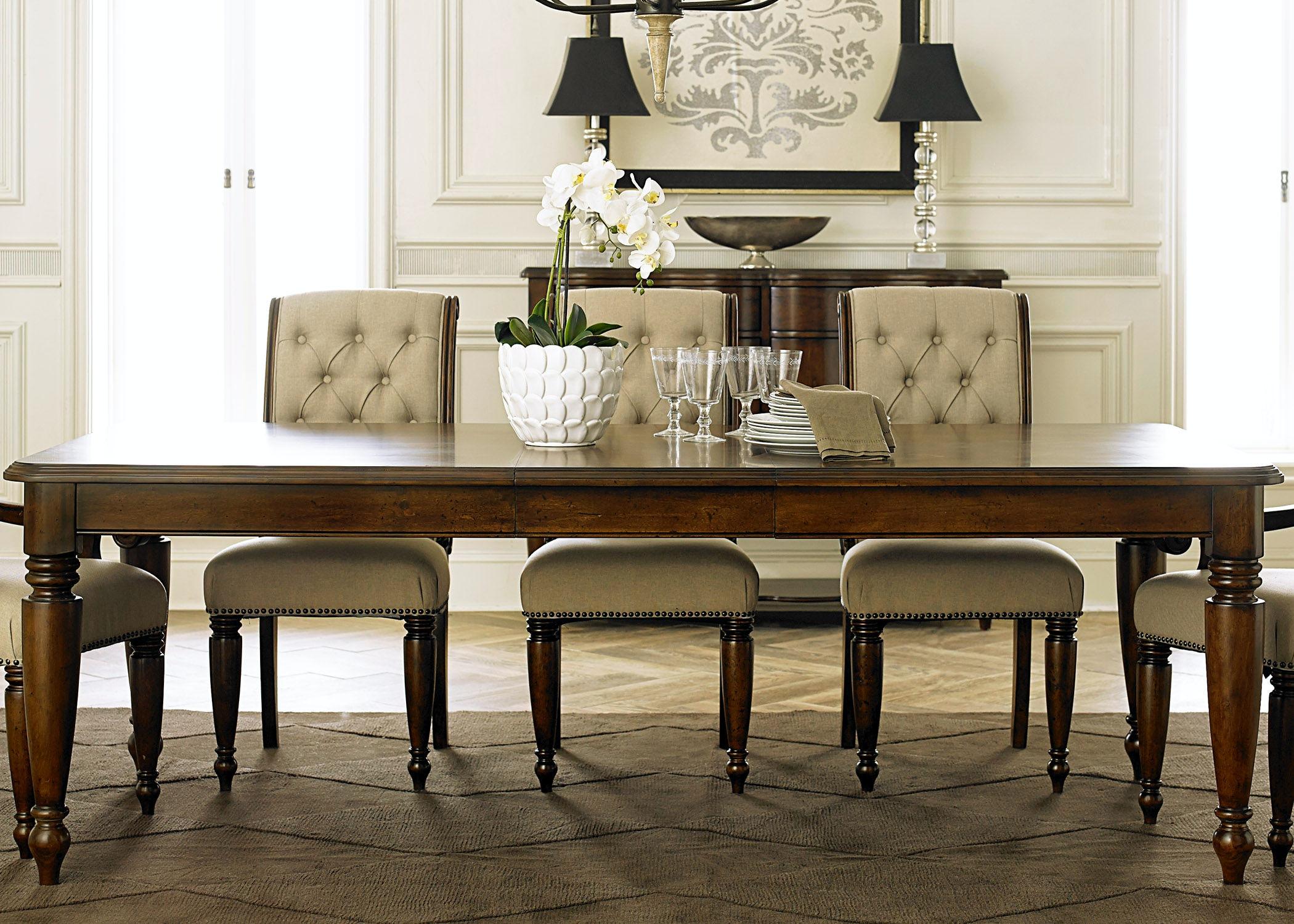 Amazing Liberty Furniture Dining Room Rectangular Leg Table 545 T4290   China Towne  Furniture   Solvay, NY | Syracuse, NY