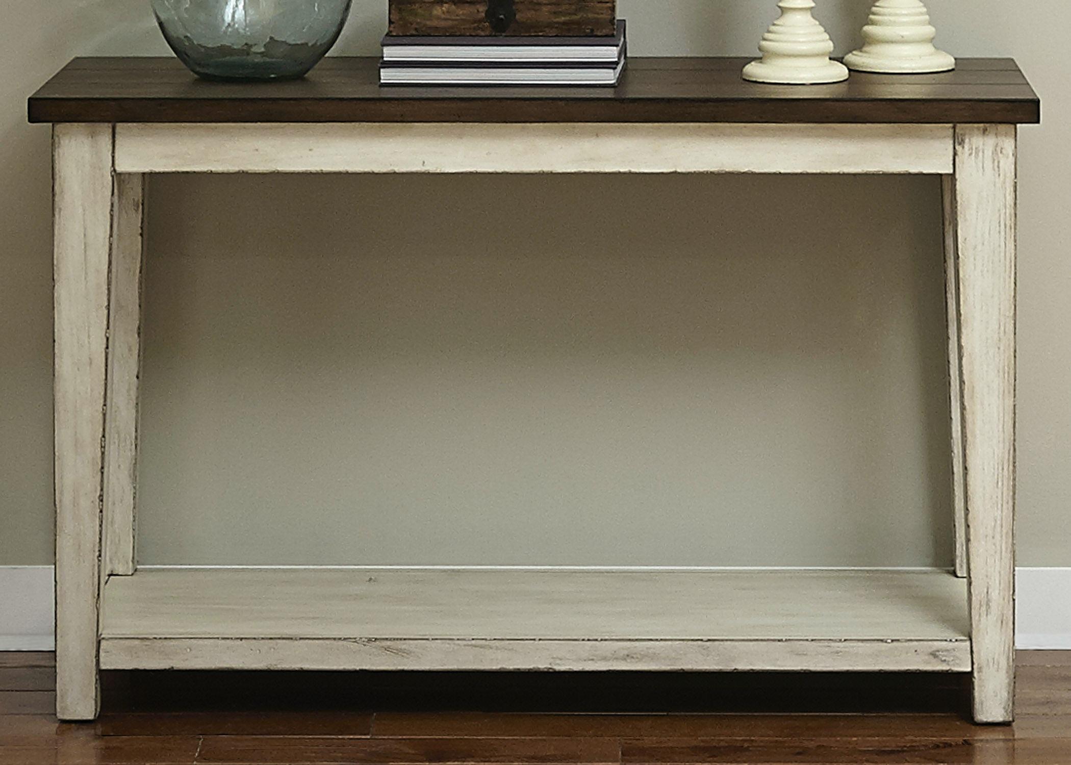 Liberty Furniture Living Room Sofa Table 612 OT1030