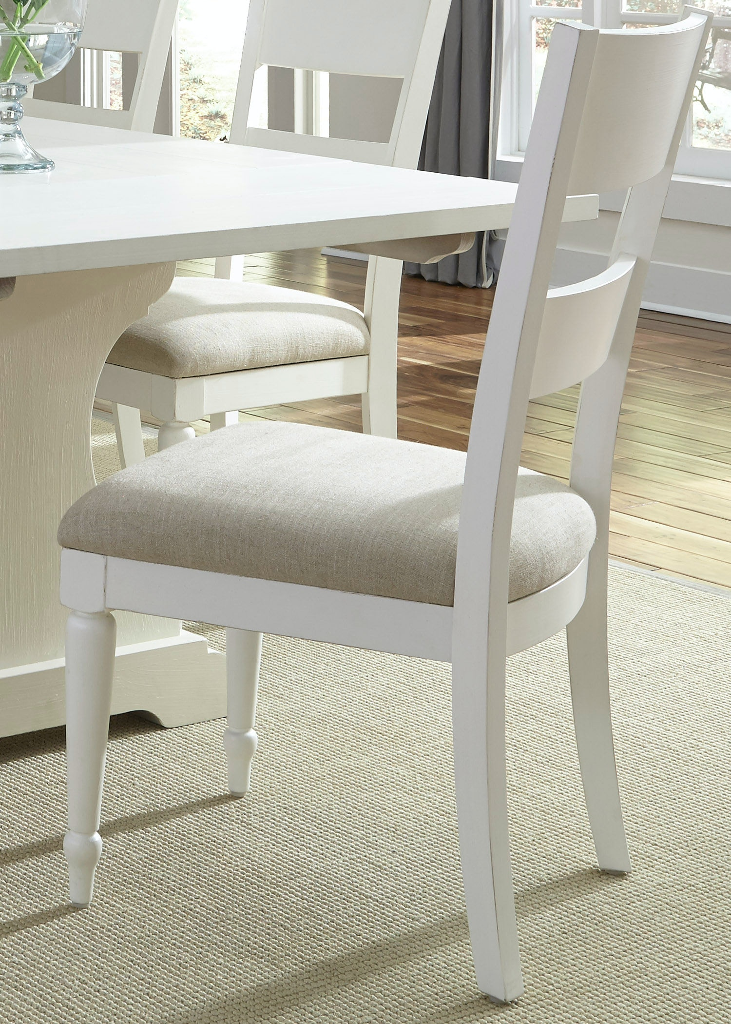 Liberty Furniture Dining Room Slat Back Side Chair (RTA) 631 C1501   Slone  Brothers   Longwood And Orlando, FL
