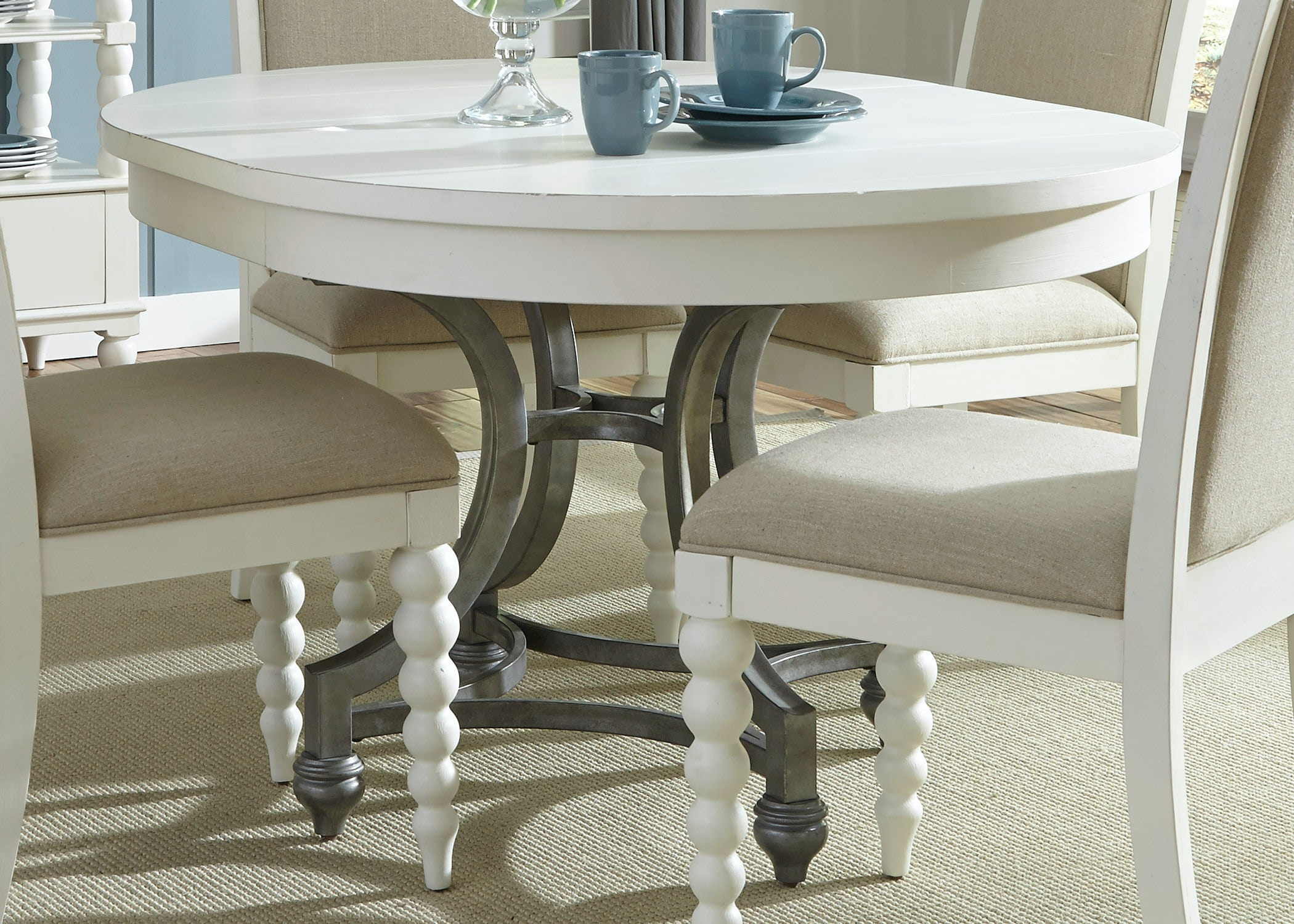 Liberty Furniture Dining Room Round Dining Table 631 T4254