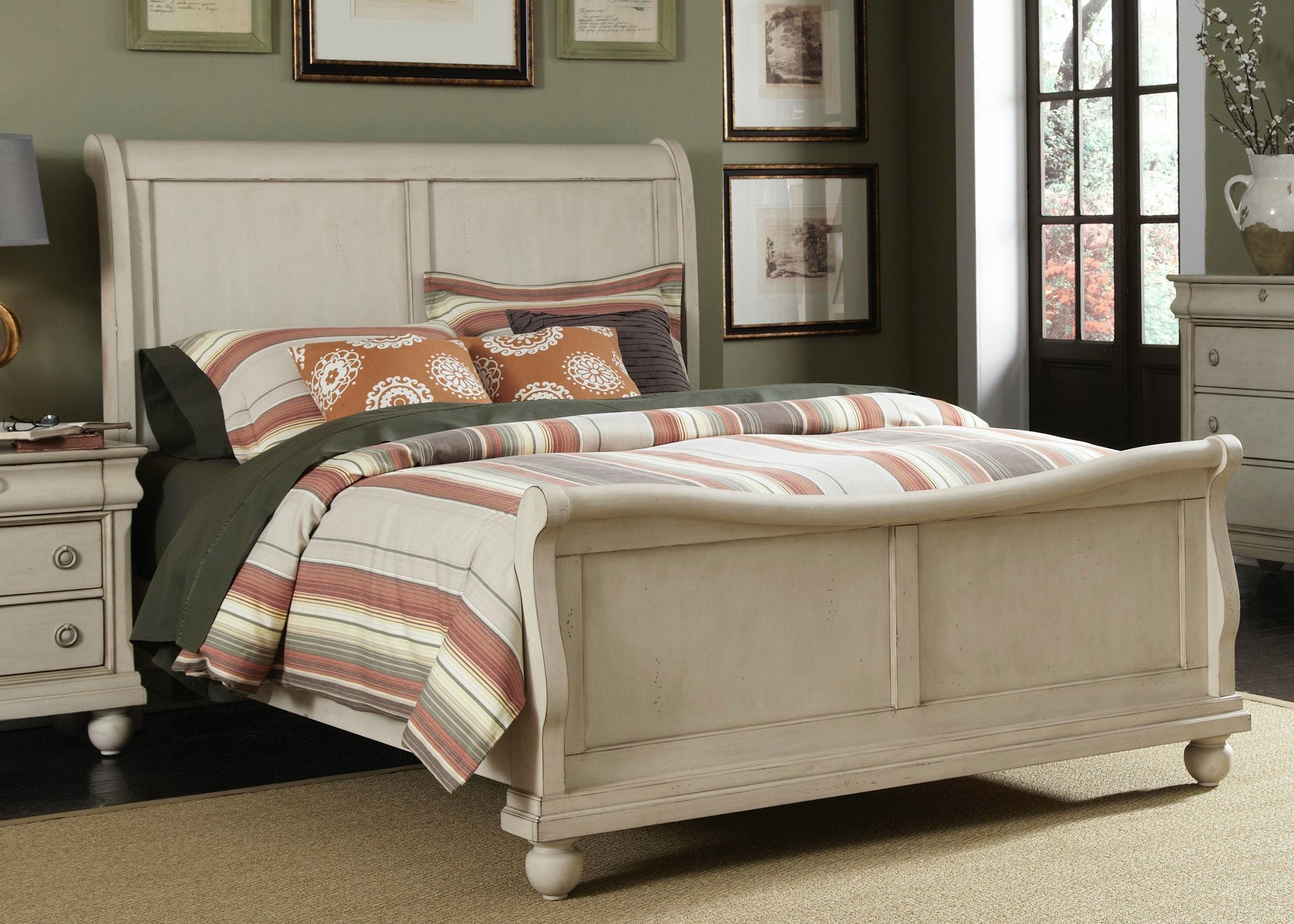 Liberty Furniture Queen Sleigh Headboard 689 BR21H