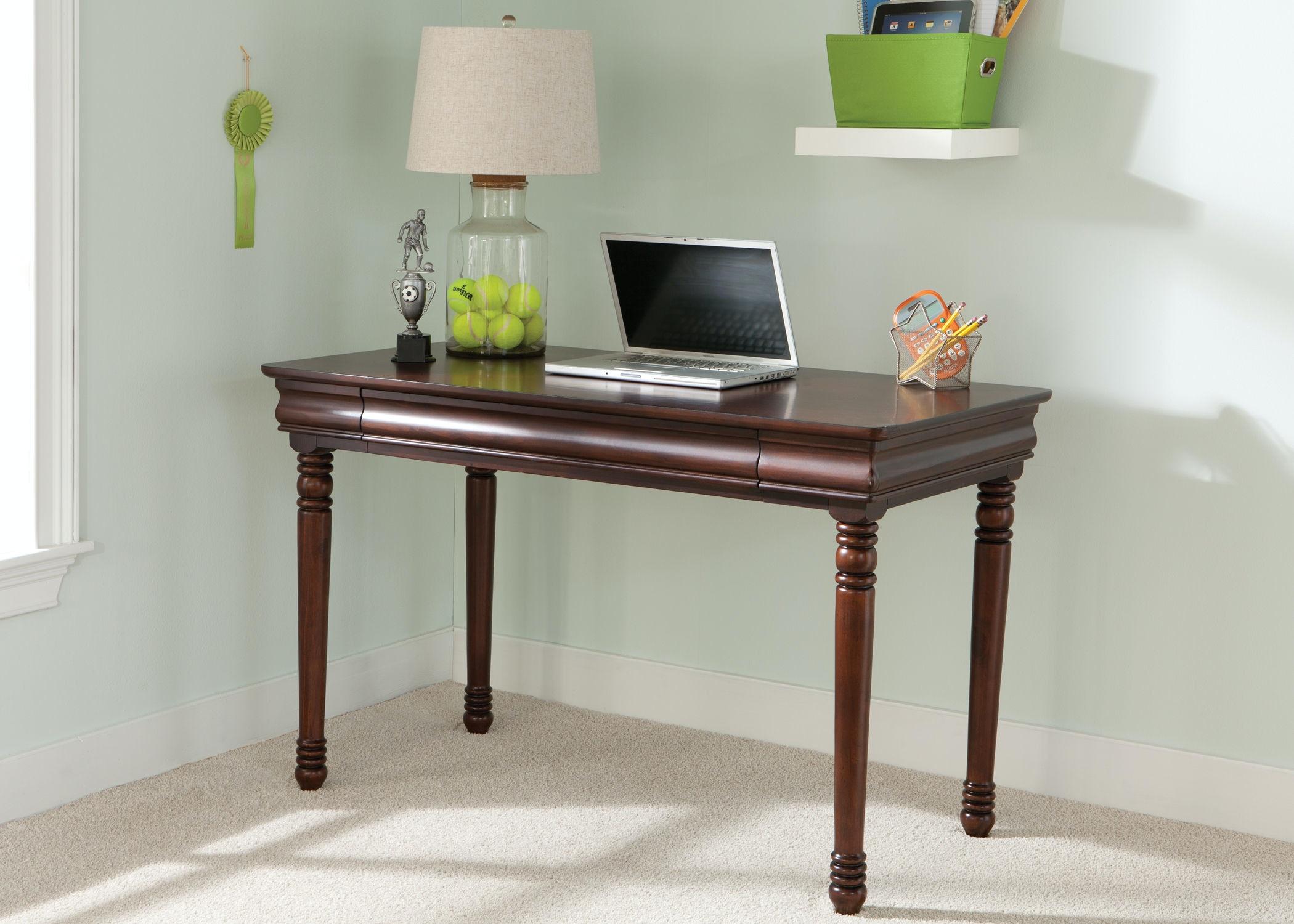 Liberty Furniture Youth Student Desk 709 BR70   Furniture Kingdom    Gainesville, FL