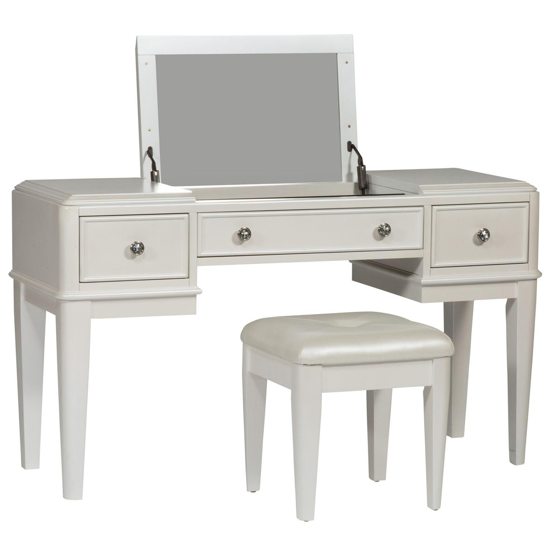 Liberty Furniture Vanity 710 YBR VN