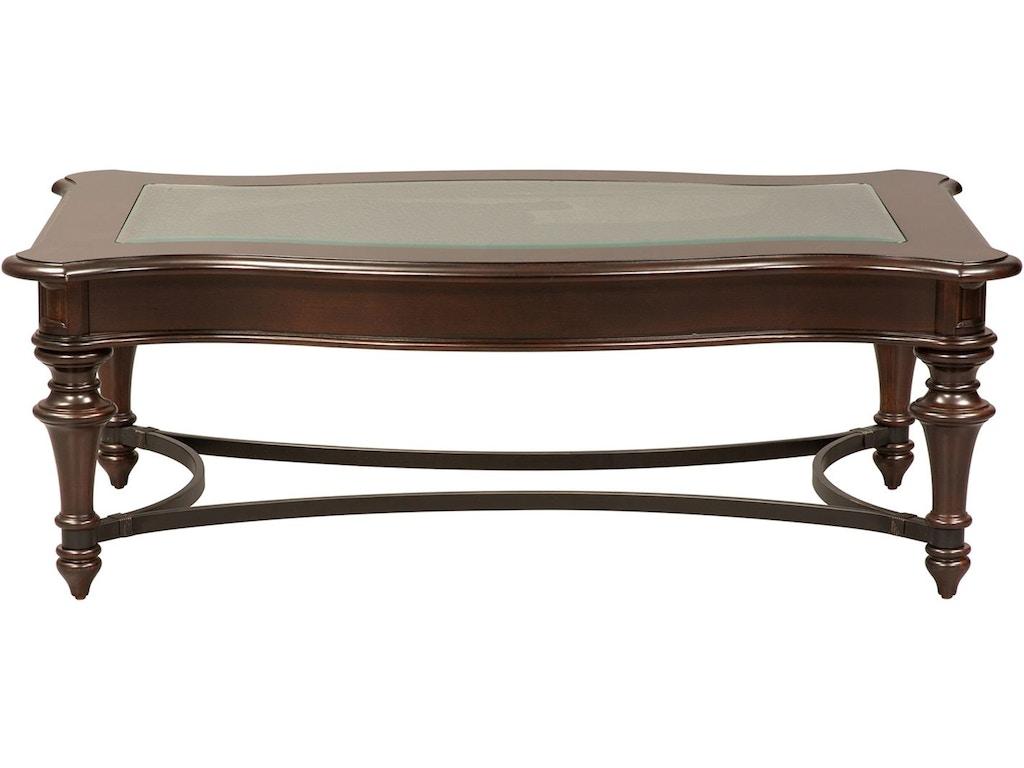 Liberty furniture living room rectangular cocktail table - Factory direct living room furniture ...