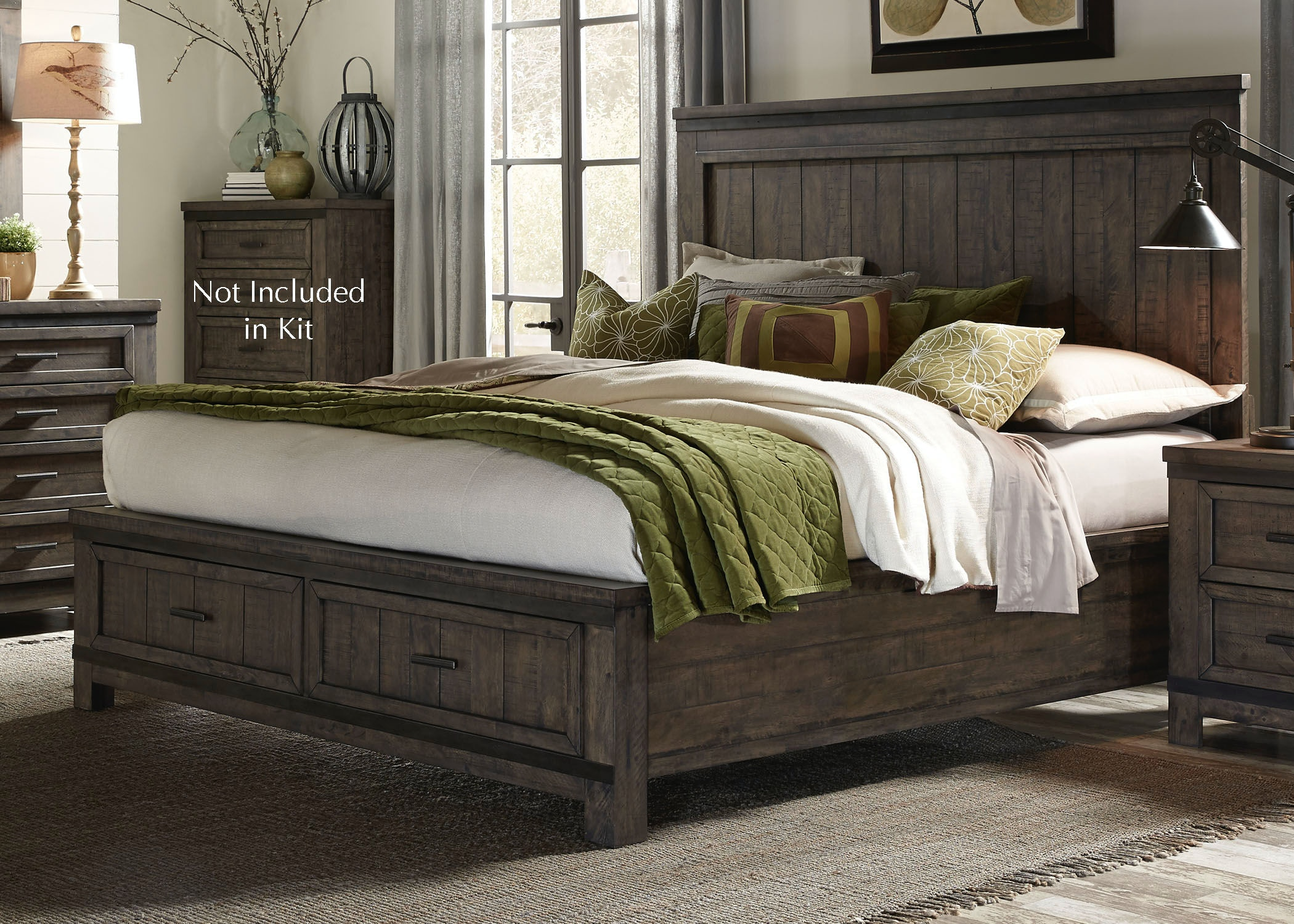 Superieur Liberty Furniture Bedroom King Storage Bed