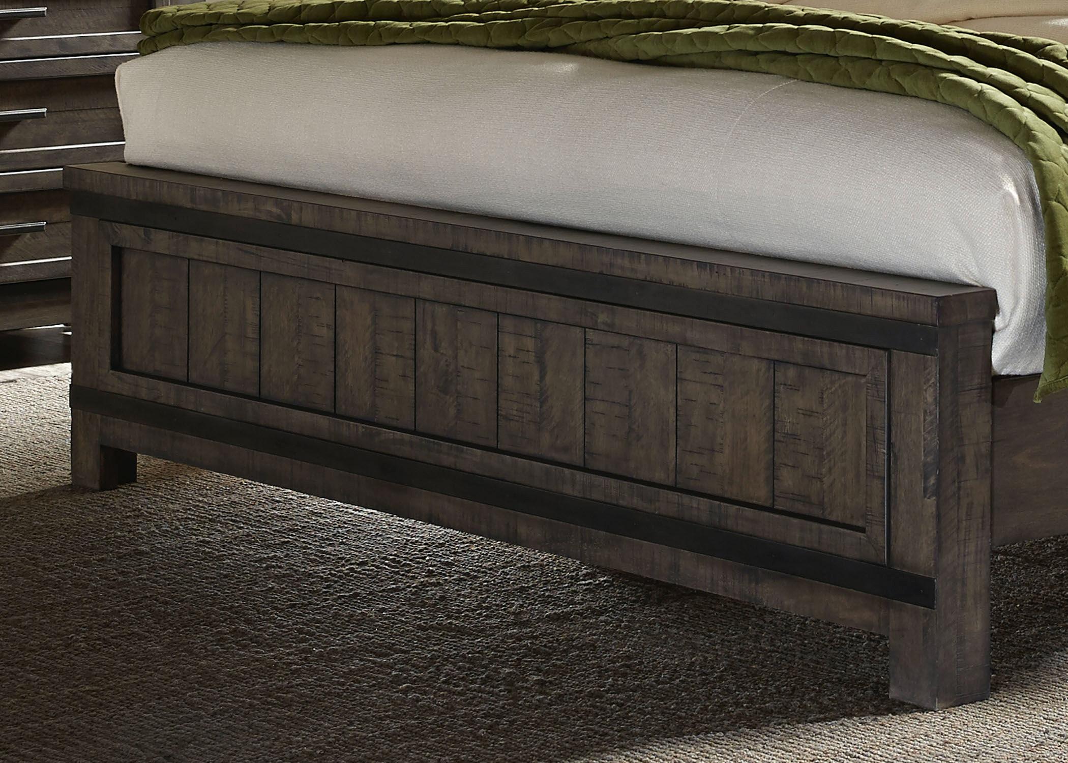 Liberty Furniture Bedroom King Panel Footboard