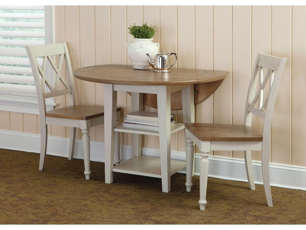 liberty furniture dining room opt 3 piece drop leaf table set 841 cd o3dls trivett 39 s furniture. Black Bedroom Furniture Sets. Home Design Ideas