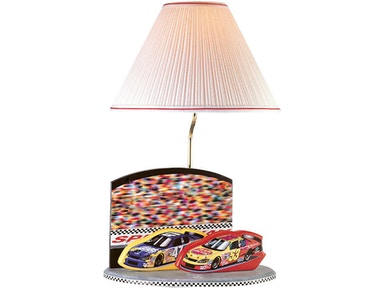 Lite Source Nascar Lamp 3NC50107