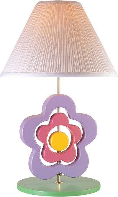 High Quality Lite Source Hippie Spinning Flower Lamp 3SFL50106