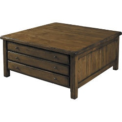 Lorts Manufacturing Living Room Map Table 1409 Lenoir