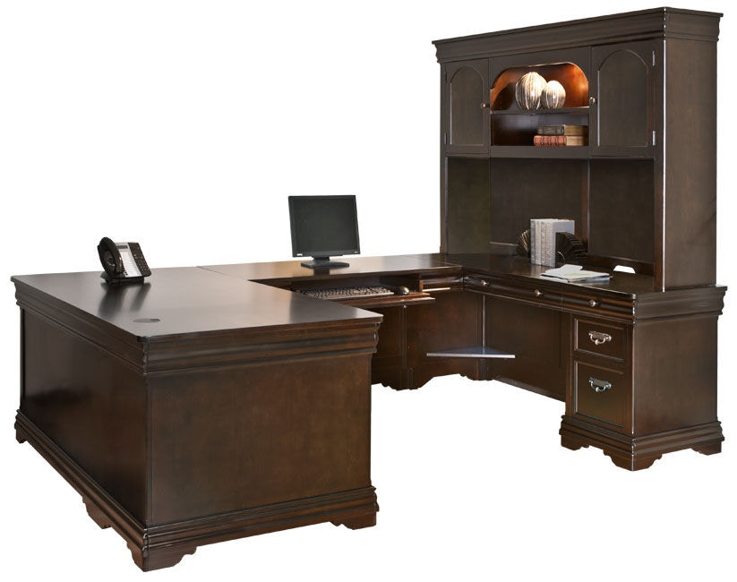 Martin Home Furnishings Home Office Right Hand Facing L-Shaped Desk