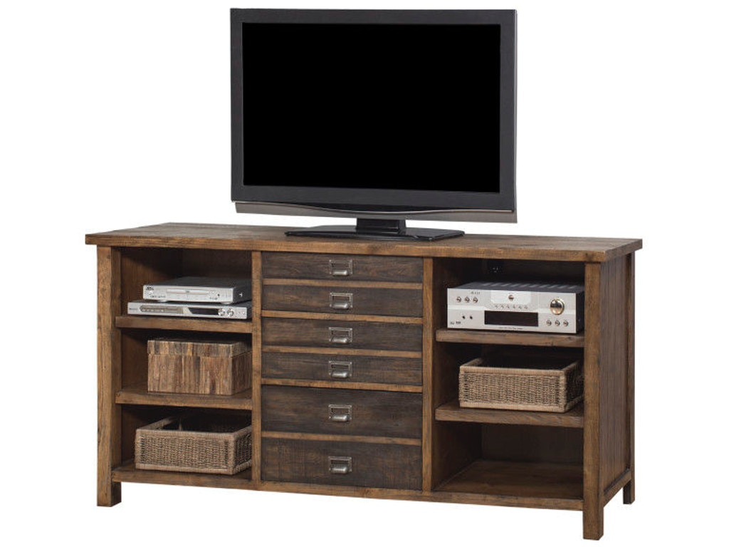 Martin home furnishings home office credenza imhe504 simply discount furniture santa clarita - Martin home office furniture ...