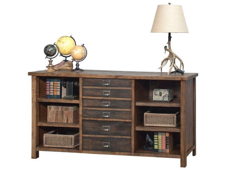 Martin Home Furnishings Home Office Credenza Imhe504