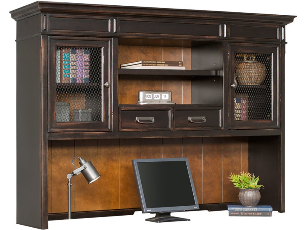 Martin Home Furnishings Home Office Hutch Imhf682 Carol House Furniture Maryland Heights And