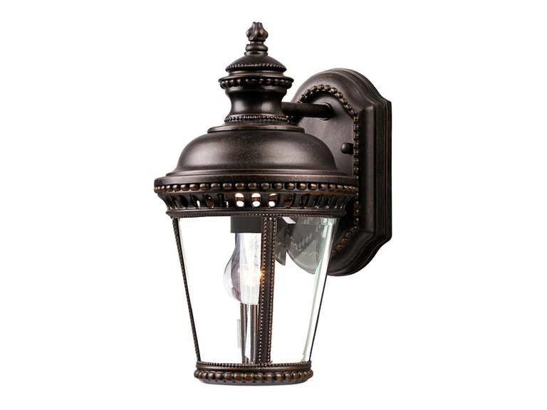 murray feiss outdoor patio 1 light wall lantern. Black Bedroom Furniture Sets. Home Design Ideas